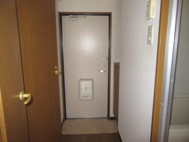 サンシティマミーナ 105号室の収納