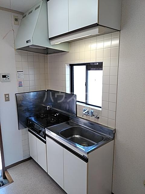 セシール若尾 101号室のキッチン