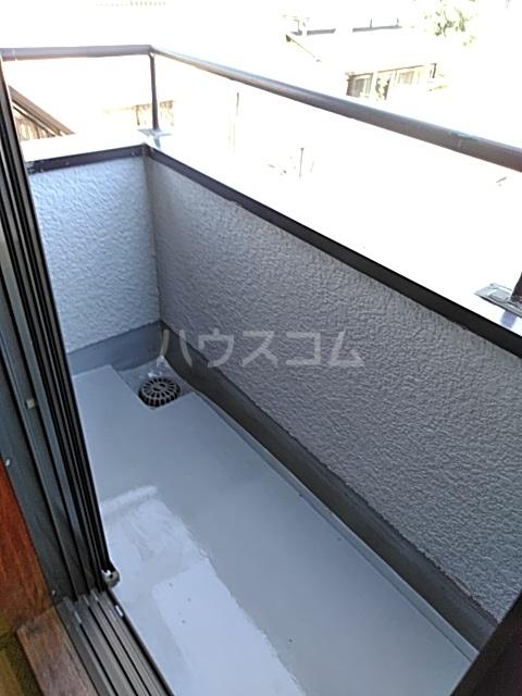 セシール若尾 101号室のバルコニー