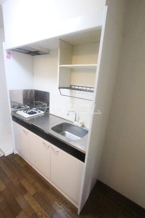 エクセレンス浄水 105号室のキッチン