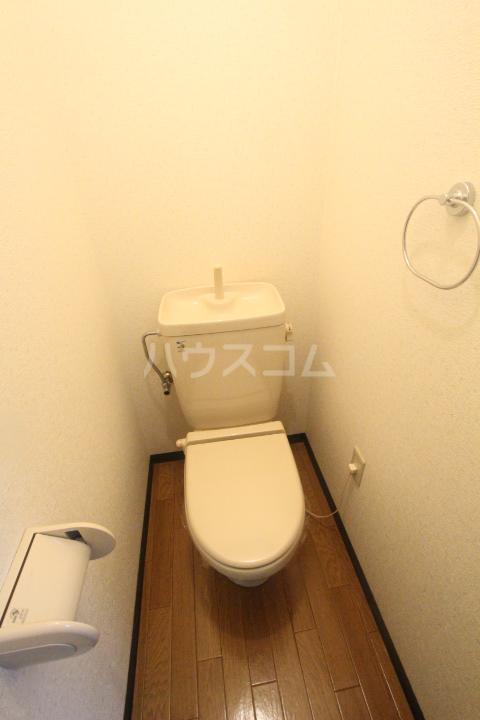 エクセレンス浄水 105号室のトイレ