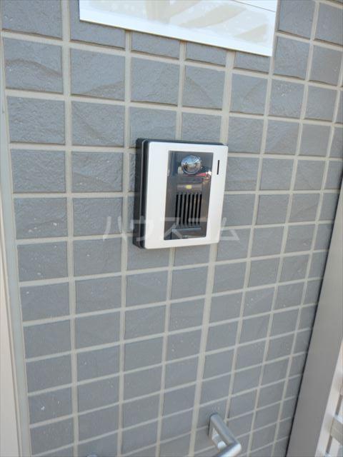 フルール・ド・ティアラE 206号室のセキュリティ