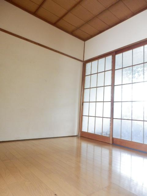杉田マンション 00102号室のベッドルーム