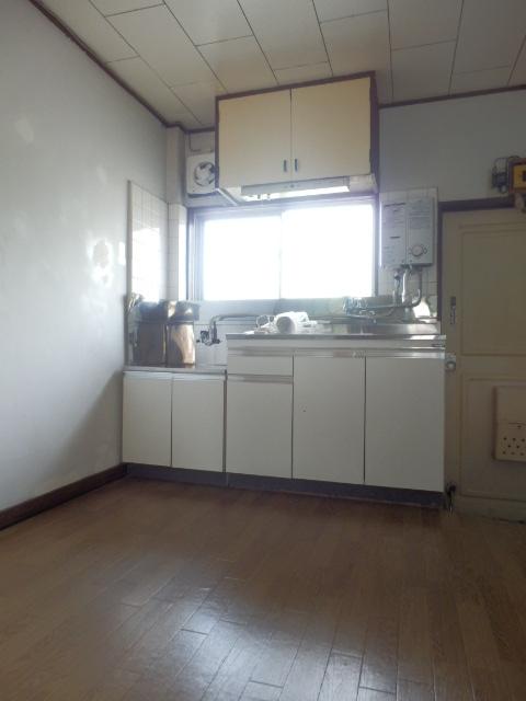 杉田マンション 00102号室のキッチン