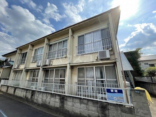 第二松栄荘の外観