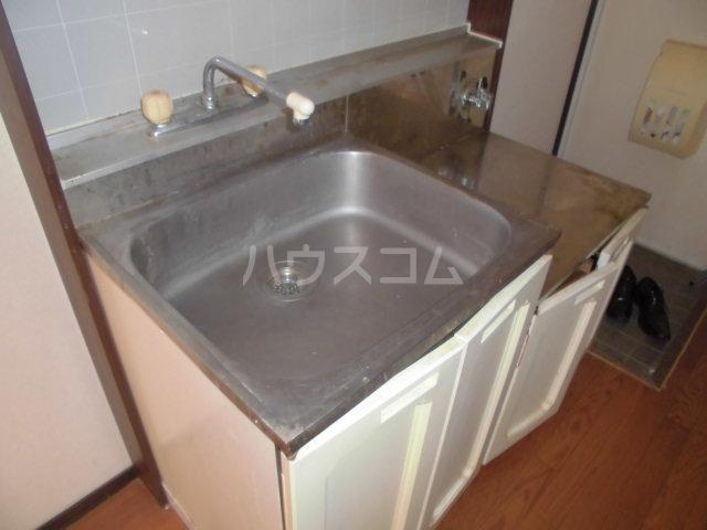コーポ山合 B201号室のキッチン