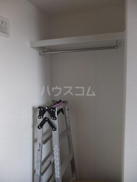 プチフール桜新町 102号室の収納