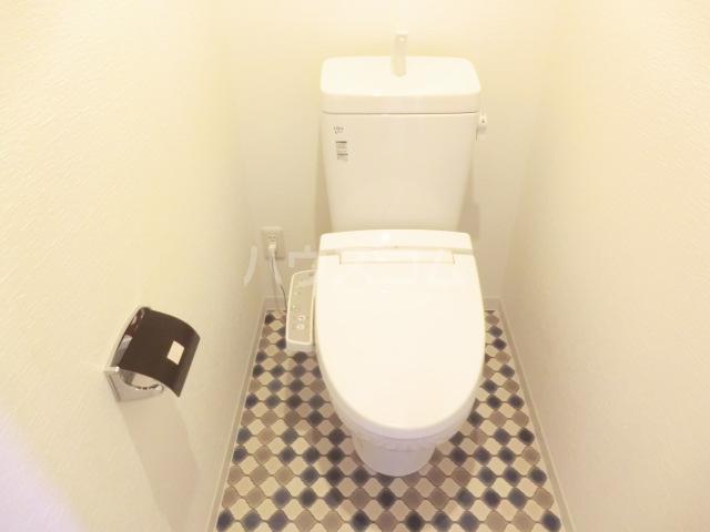 ミハス南烏山のトイレ