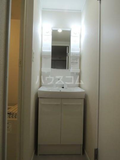 いづみレジデンスB棟 204号室の洗面所