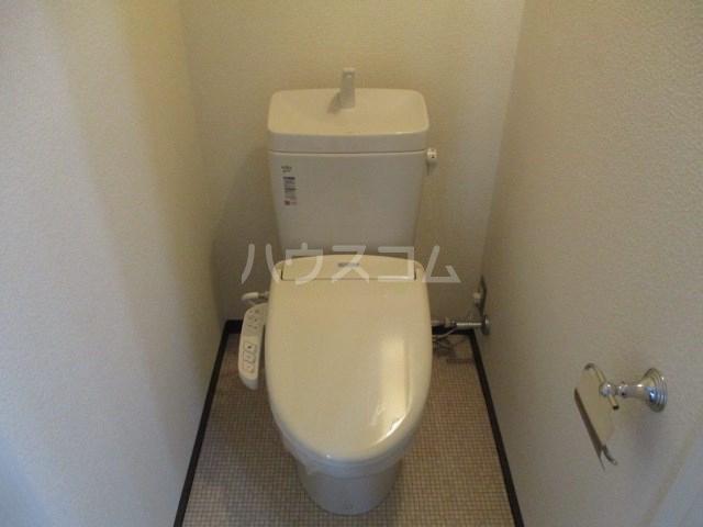 サンパレス木下 301号室のトイレ