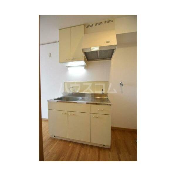 エステートピアMK 106号室のキッチン