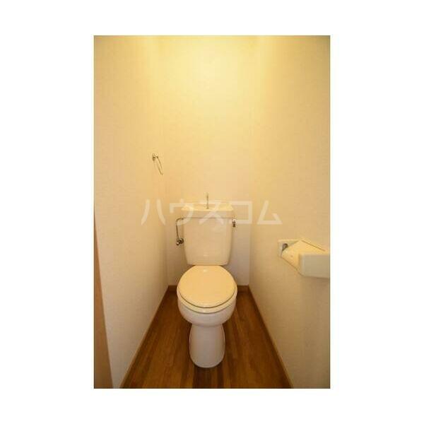 エステートピアMK 106号室のトイレ