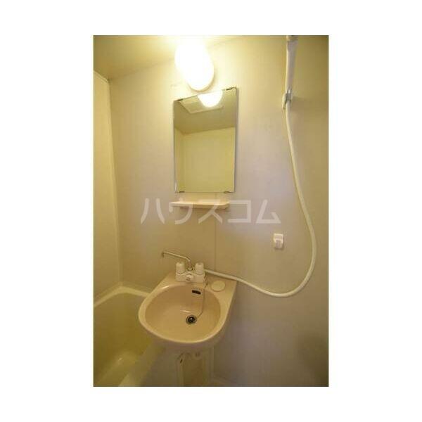 エステートピアMK 106号室の洗面所