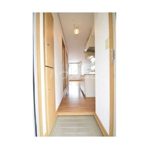 エステートピアMK 106号室の玄関