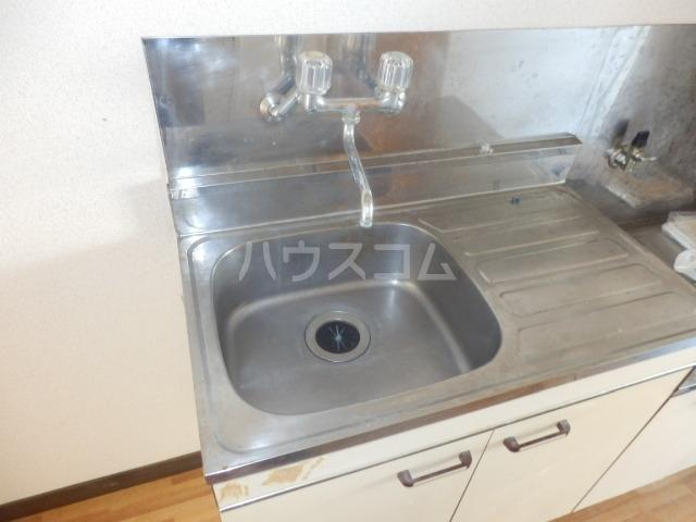 サンリットコーポ 203号室のキッチン