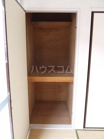 ボナール滝澤A 101号室の収納