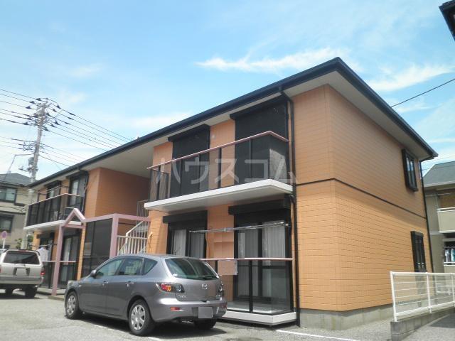 ボナール滝澤A 101号室の外観