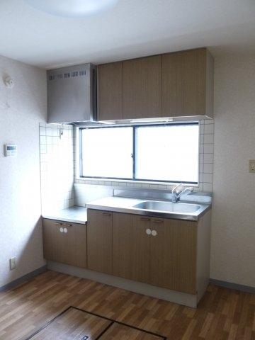 ボナール滝澤A 101号室のキッチン