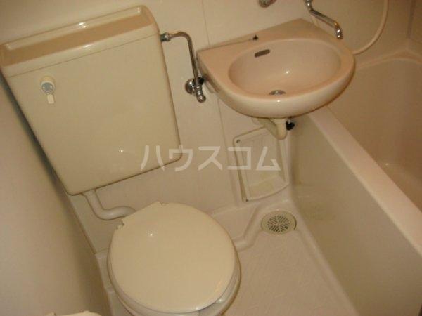 ハイムユタカ 101号室の風呂