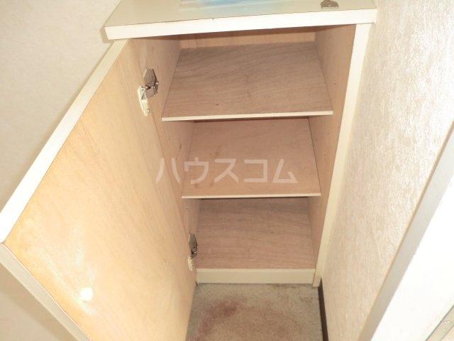 ハイムユタカ 101号室の収納