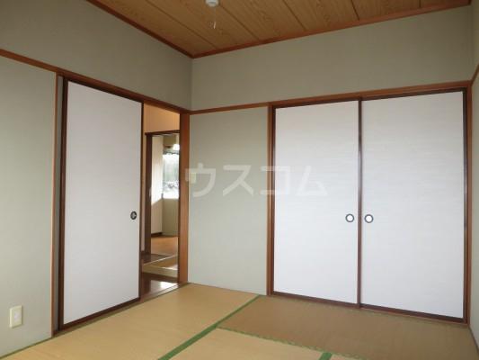 松風荘 102号室の収納