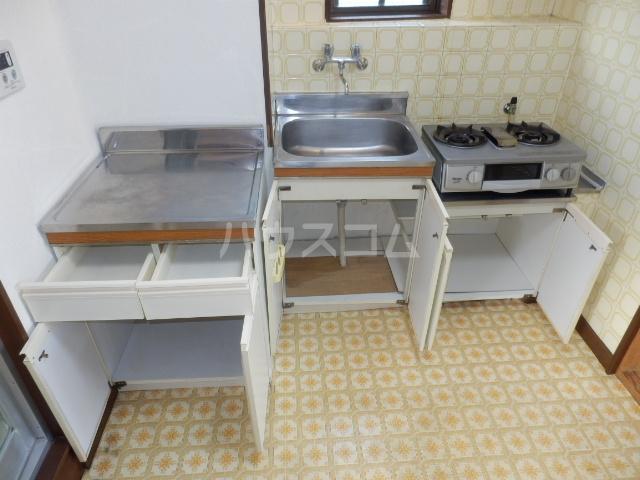 セゾン冨士 305号室の設備