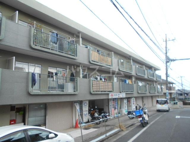 円山マンション外観写真