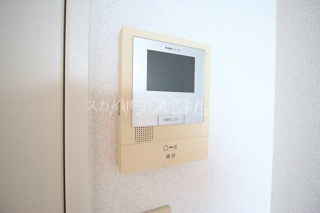 アトレ鷲津 202号室のセキュリティ