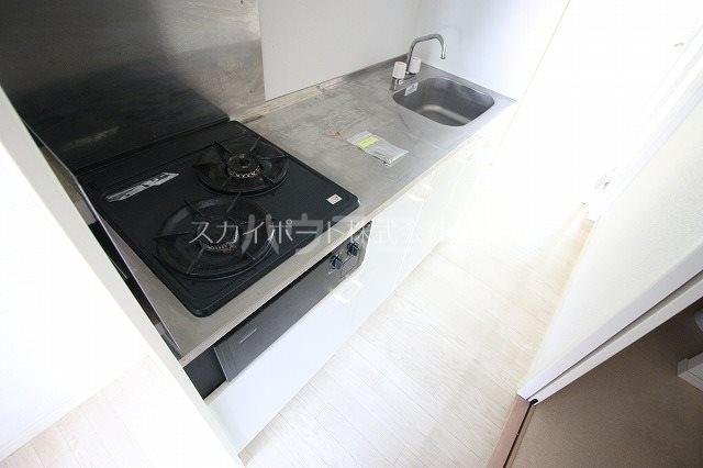 アトレ鷲津 202号室のキッチン