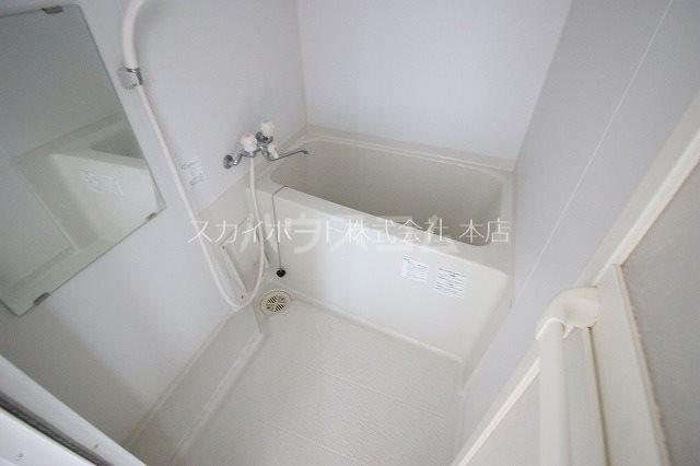 アトレ鷲津 202号室の風呂