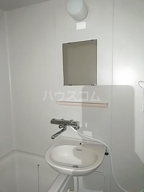 リバパレス 204号室の洗面所