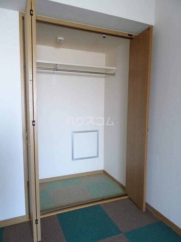 コスモス 601号室の収納