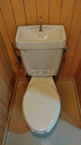 シャトーサンハイム 405号室のトイレ