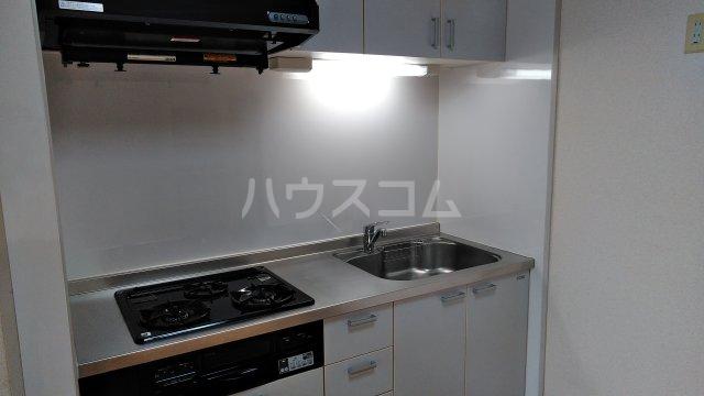 シャトーサンハイム 405号室のキッチン