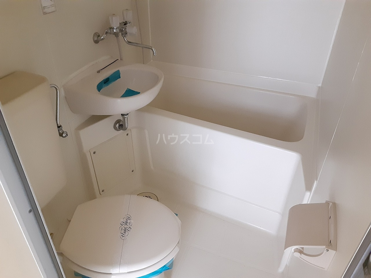 ジュネス大山 201号室の風呂