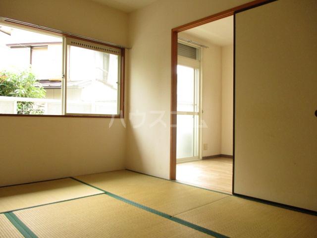 ドエルフォーラムD 102号室の居室