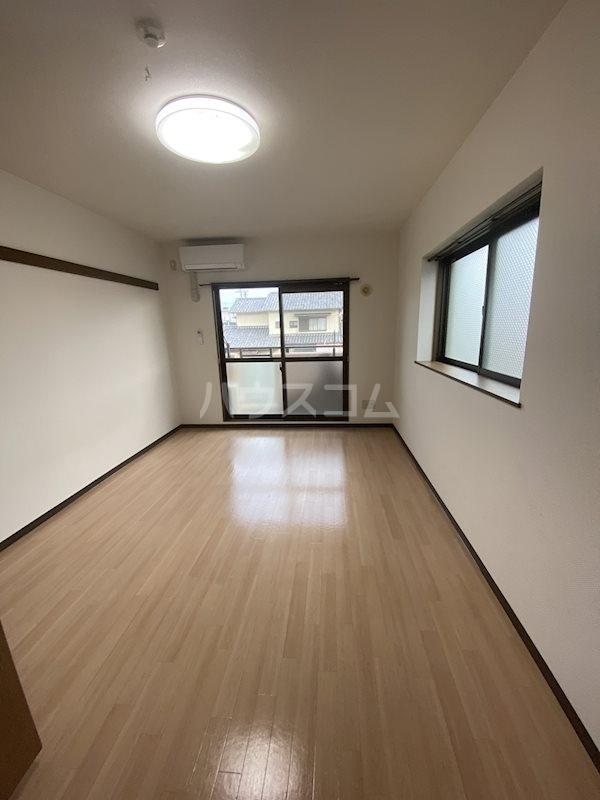ベル・プラージュ 205号室のキッチン
