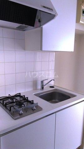 レジディア目白Ⅱ 405号室のキッチン