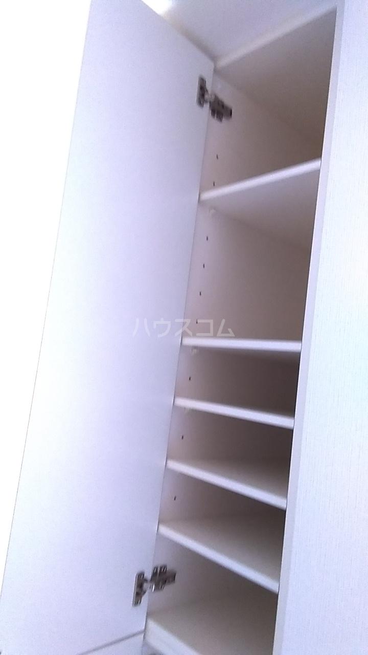 レジディア目白Ⅱ 405号室の収納