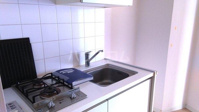 レジディア目白Ⅱ 604号室のキッチン