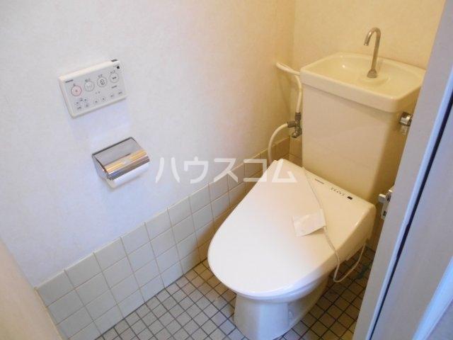 大黒屋ビル 402号室のトイレ