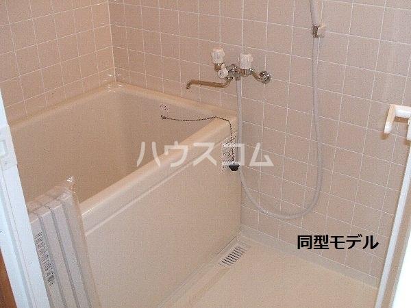 セザンヌ大知波 220号室の風呂