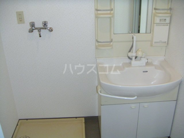 ラ・ポール七番館 206号室の洗面所