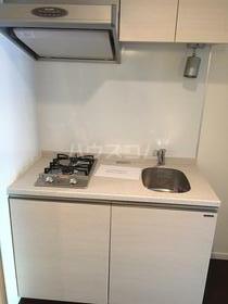 スパシエアルカーノ府中 705号室のキッチン