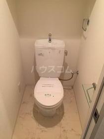 スパシエアルカーノ府中 705号室のトイレ