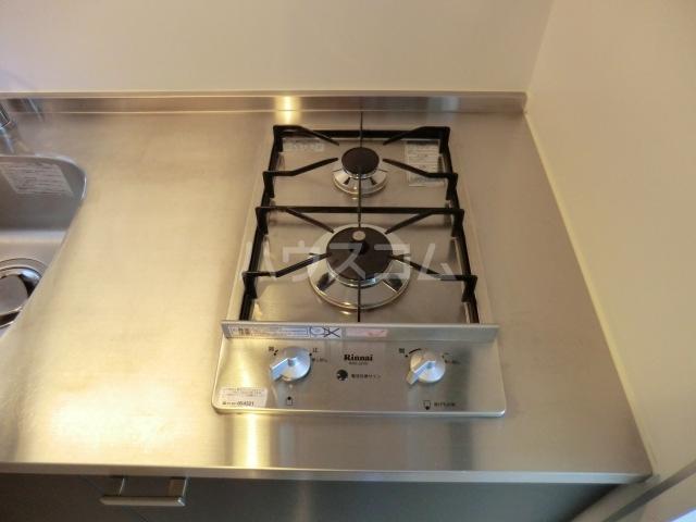 ウィルテラス千歳烏山 1301号室のキッチン