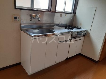 フジモリハイツ 205号室のキッチン