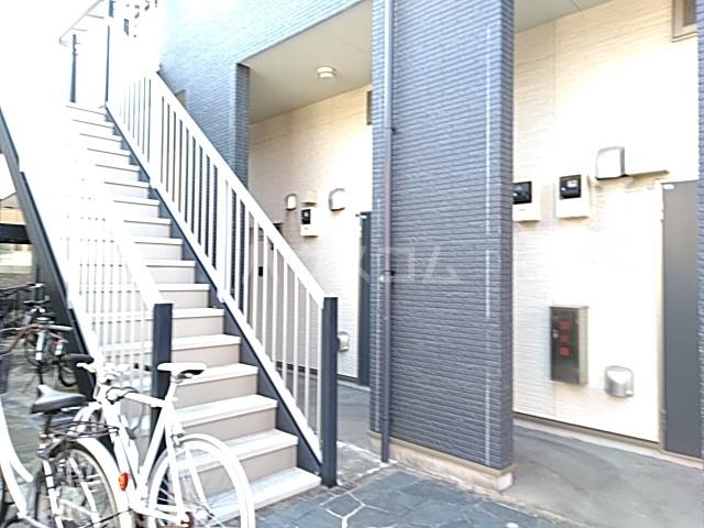 カーサドマーニ 202号室のキッチン