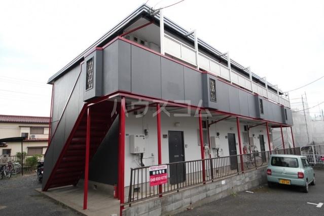 第1フォーブル富士見の外観