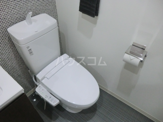 NEXTAGE新橋 201号室のトイレ